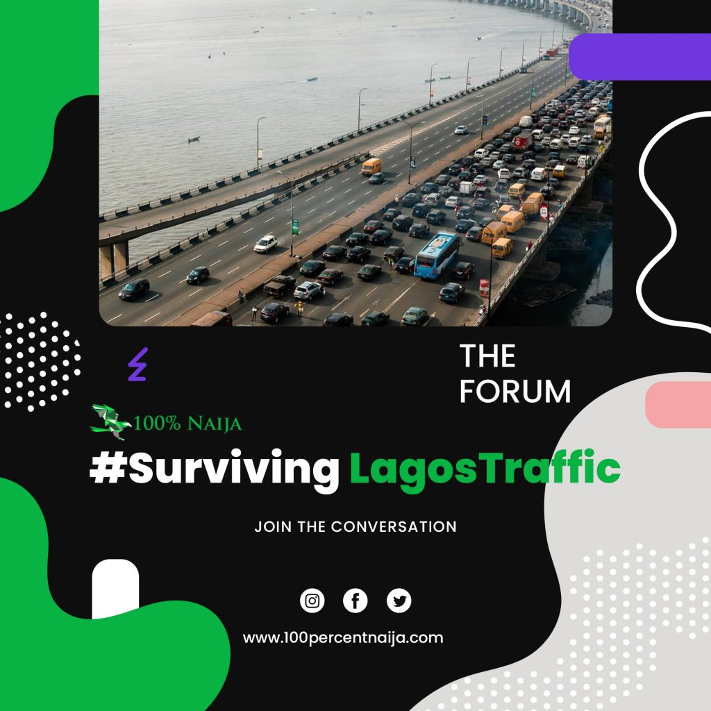 Surviving LAgos traffic